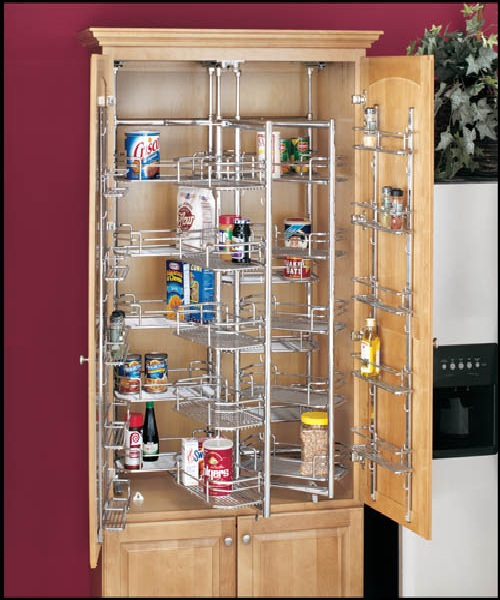 Shelving Ideas For Pantry Corner Pantry Shelving Systems: Rev-A-Shelf: Kitchen And Bathroom Organization!