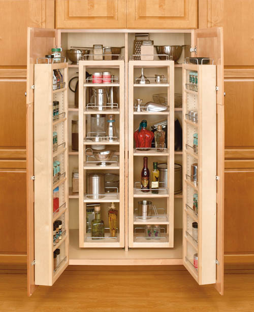 Kitchen Storage And Organization: Rev-A-Shelf: Kitchen And Bathroom Organization!